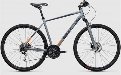 Городской велосипед CUBE NATURE (2017)