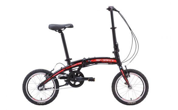 Складной велосипед Smart Rapid 100 (2016)