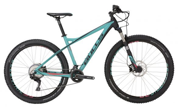 Женский велосипед Bulls Aminga Max 27,5 (2017)