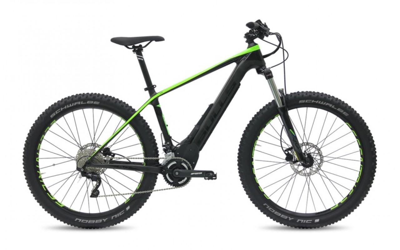 Электровелосипед Bulls E-Stream EVO 2 Carbon 27,5 Plus (2017)