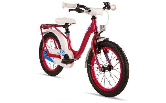 Детский велосипед Scool niXe 16 steel (2017)