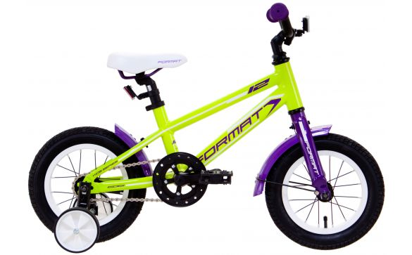 Детский велосипед Format Kids girl 12 (2017)
