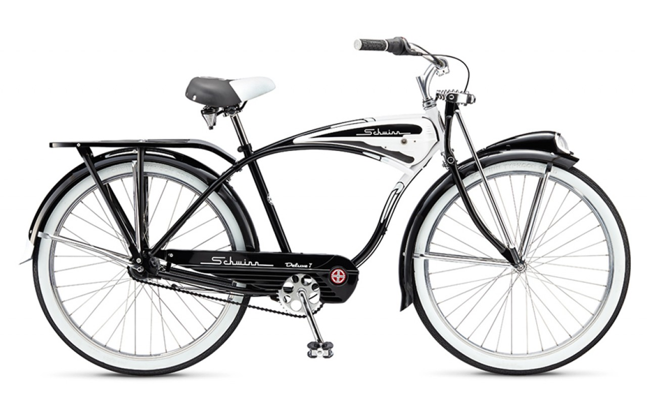 Городской велосипед Schwinn Classic deluxe 7 (2015)