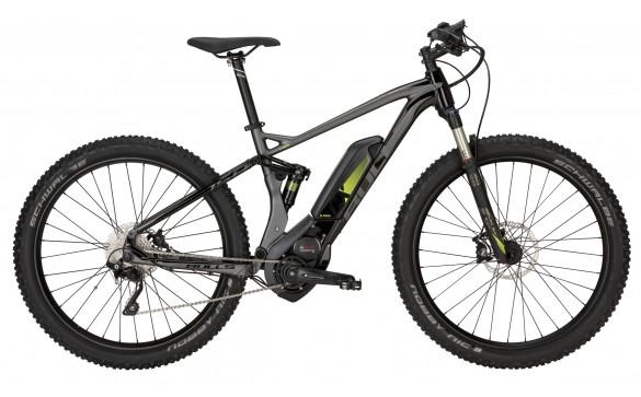 Велосипед двухподвес Bulls Six50+ E FS 2 500Wh (2017)