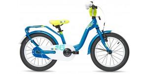 Детский велосипед Scool niXe 16 alloy (2017)