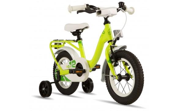 Детский велосипед Scool niXe 12 steel (2017)