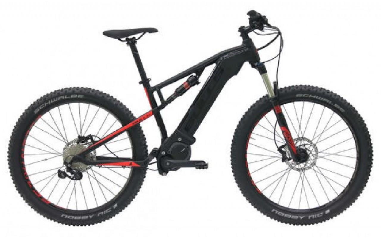 Велосипед двухподвес Bulls E-Core 2 FS 27,5 Plus (2017)