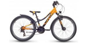 Подростковый велосипед Scool troX urban 24-21 (2017)