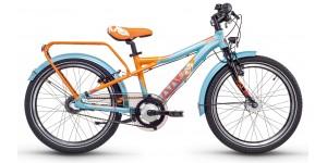 Детский велосипед Scool XXstreet 20-3 Nexus (2017)