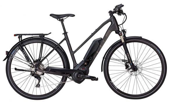 Электровелосипед Bulls Cross Lite E Carbon Trapez11 500Wh (2017)