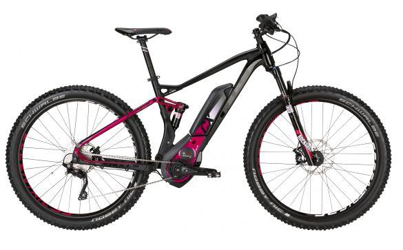 Велосипед двухподвес Bulls Aminga+ E FS 2 500Wh (2017)