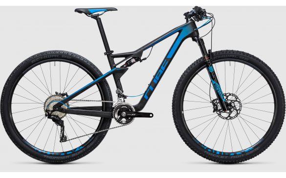 Велосипед двухподвес CUBE AMS 100 С:68 RACE 29 (2017)