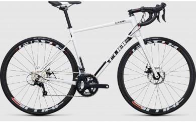 Шоссейный велосипед CUBE ATTAIN PRO DISC (2017)