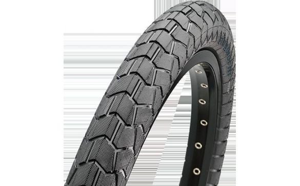 Покрышка Maxxis Ringworm 20x1.95 TPI 60 сталь 70a Single (TB29459000)