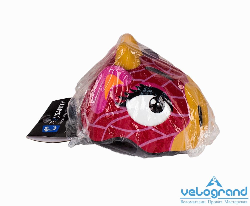 Защитный шлем жираф от Velogrand