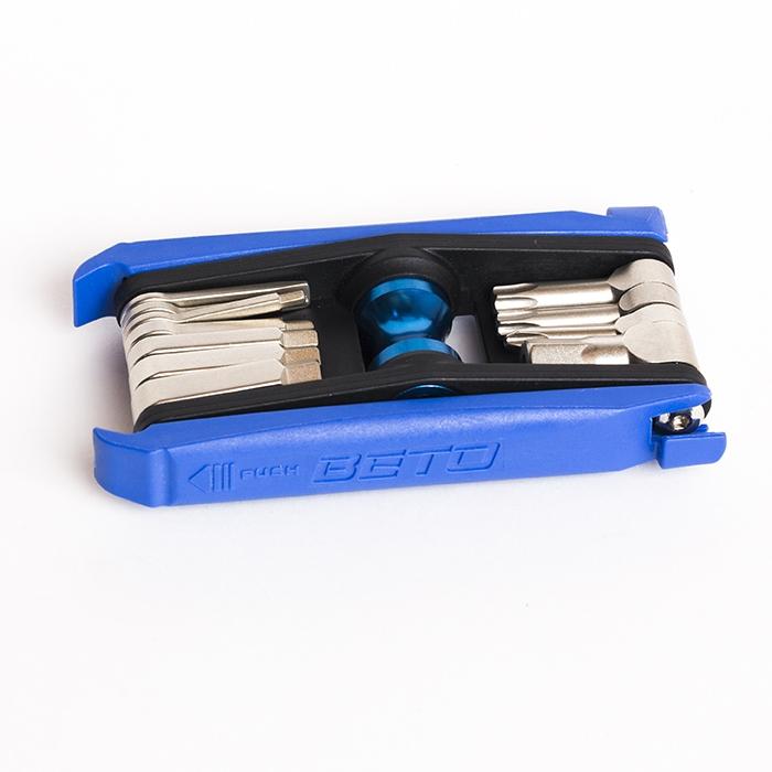 Набор инструментов-шестигранников GROS +монтажки+заплатки+СО2, модель BT-341 от Velogrand