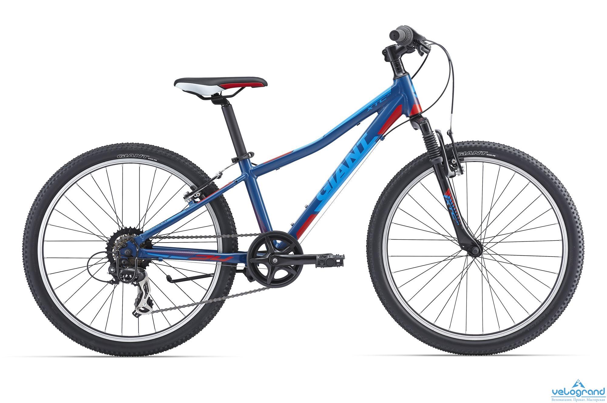 Подростковый велосипед Giant XtC Jr 2 24 (2016) от Velogrand