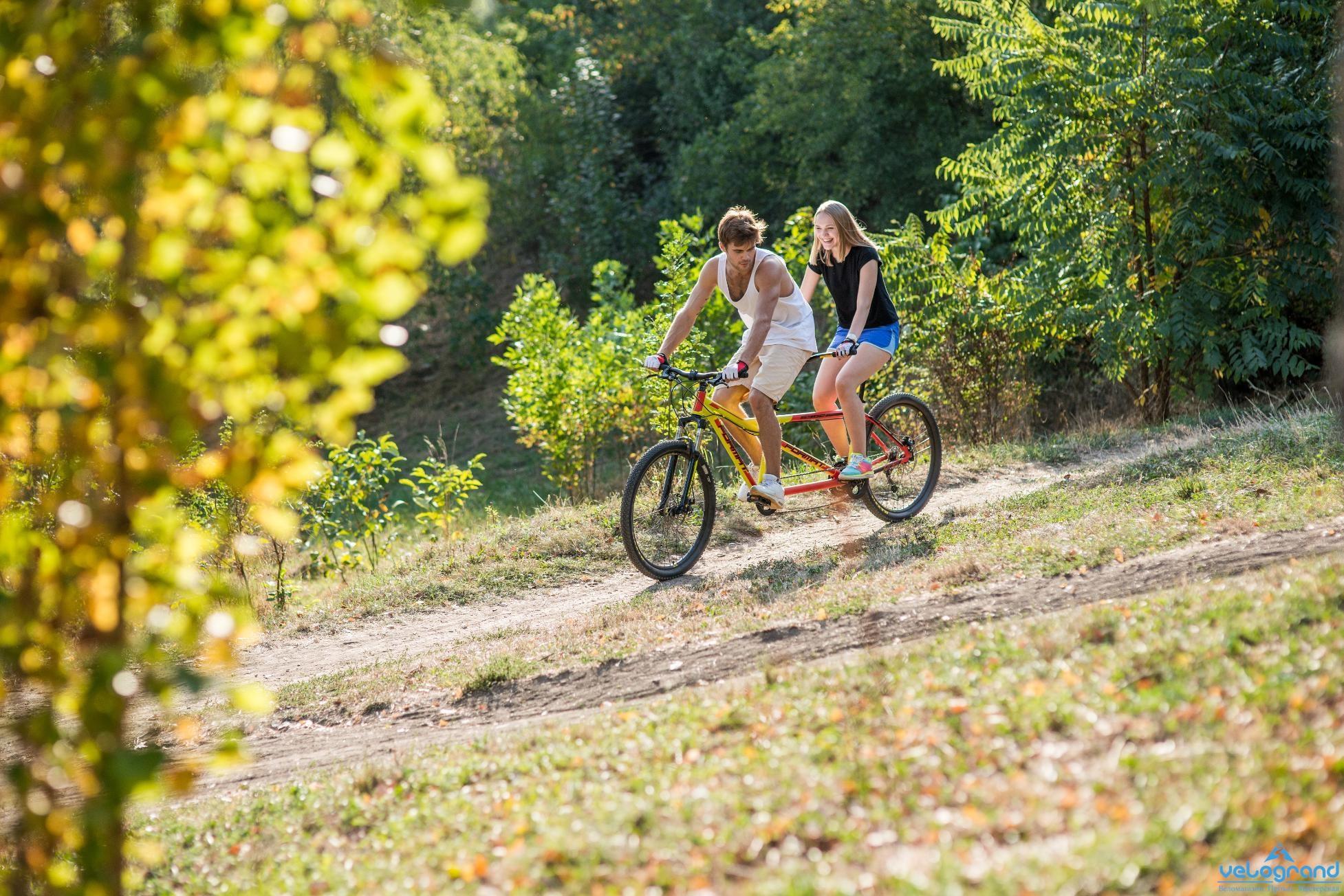 Комфортный велосипед Format 5352 (2016) от Velogrand