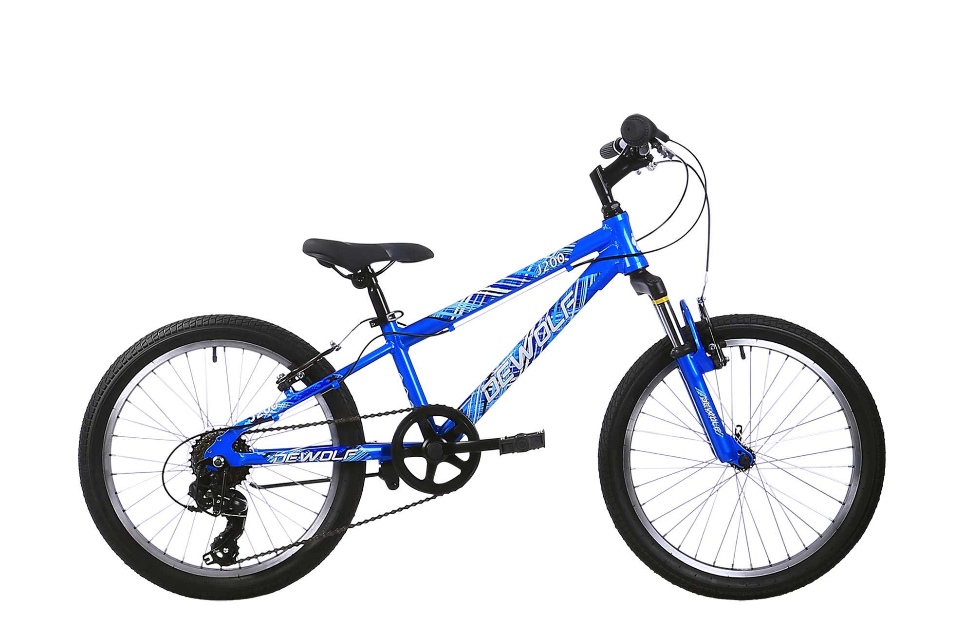 Детский велосипед DEWOLF J200 BOY (2016) от Velogrand