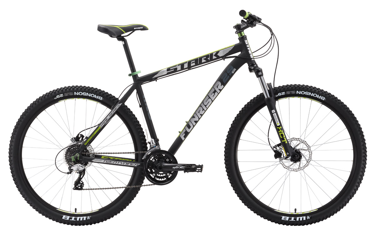 Горный велосипед Stark Funriser HD 29er (2016) от Velogrand