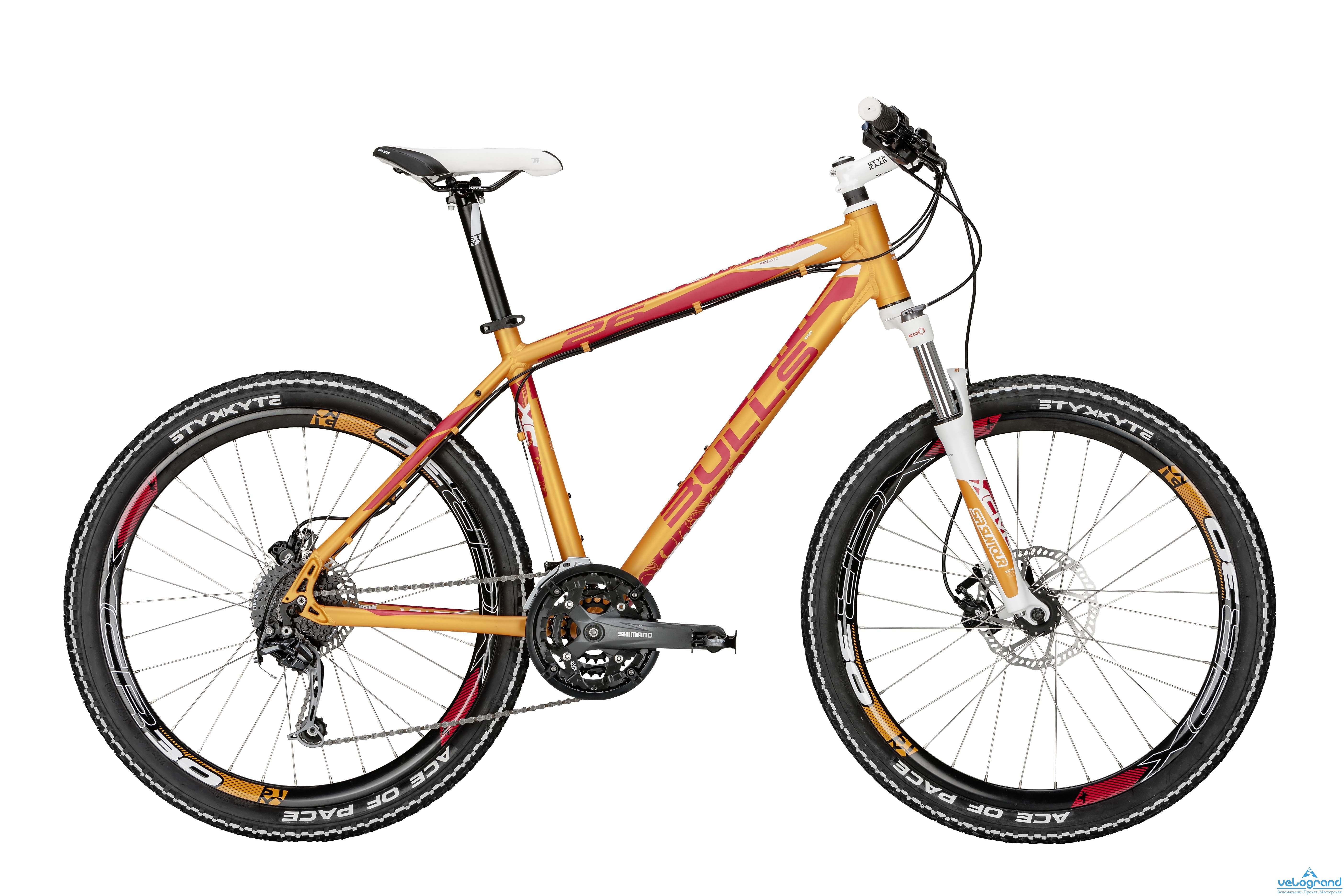 Женский велосипед Bulls Vanida Disc (2015)