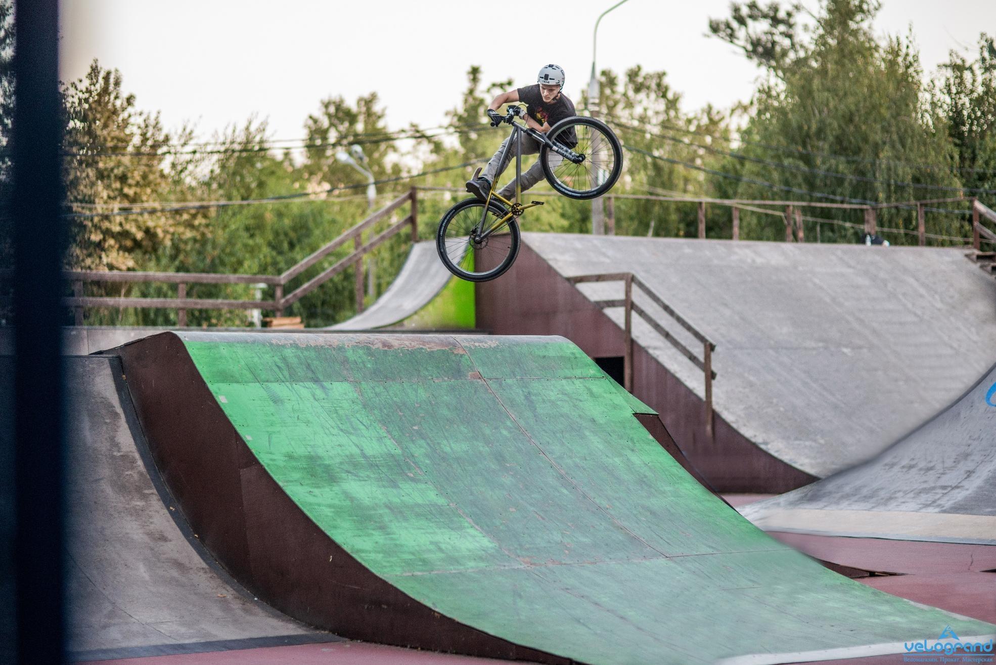 Экстремальный велосипед Format 9222 (2016) от Velogrand