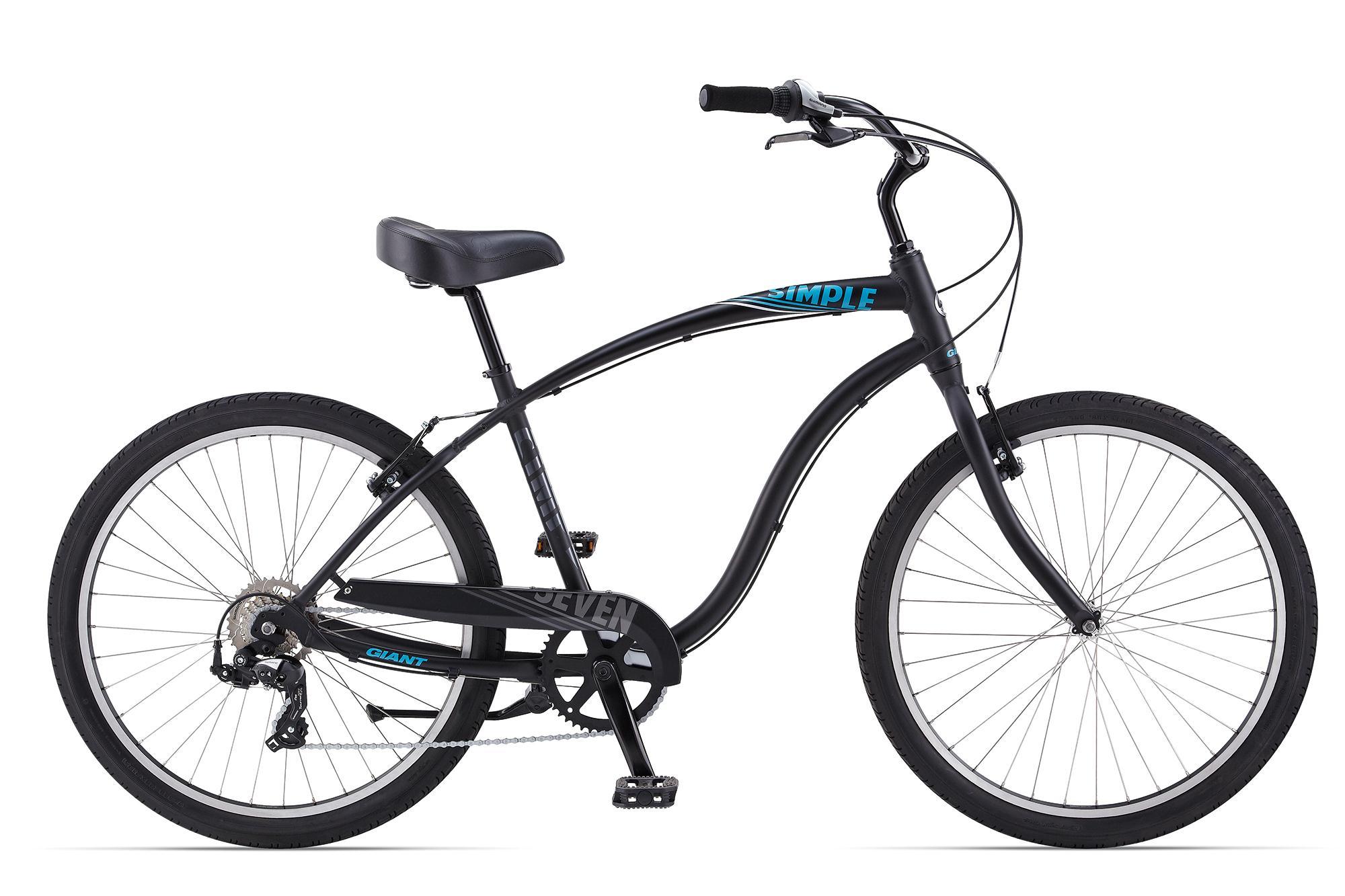 Велосипед круизер Giant Simple Seven (2014), Цвет Оранжевый