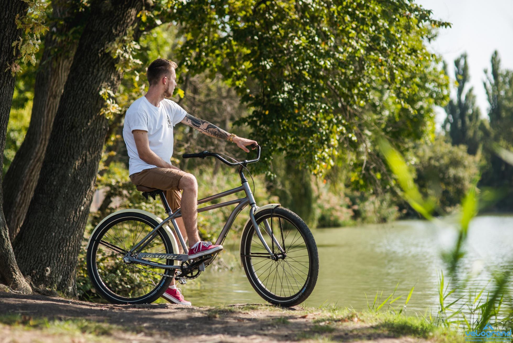 Велосипед круизер Format 5512 (2016) от Velogrand