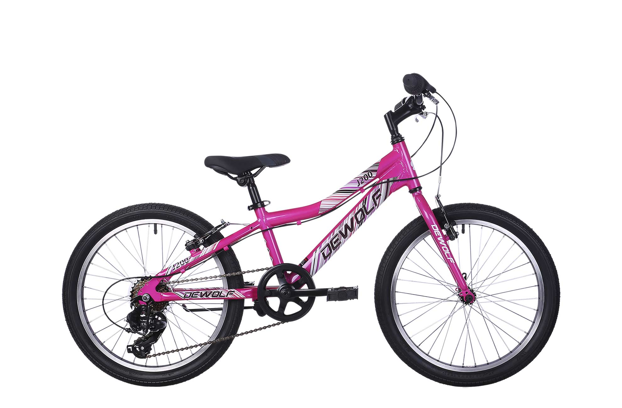 Детский велосипед DEWOLF J200 GIRL (2016) от Velogrand