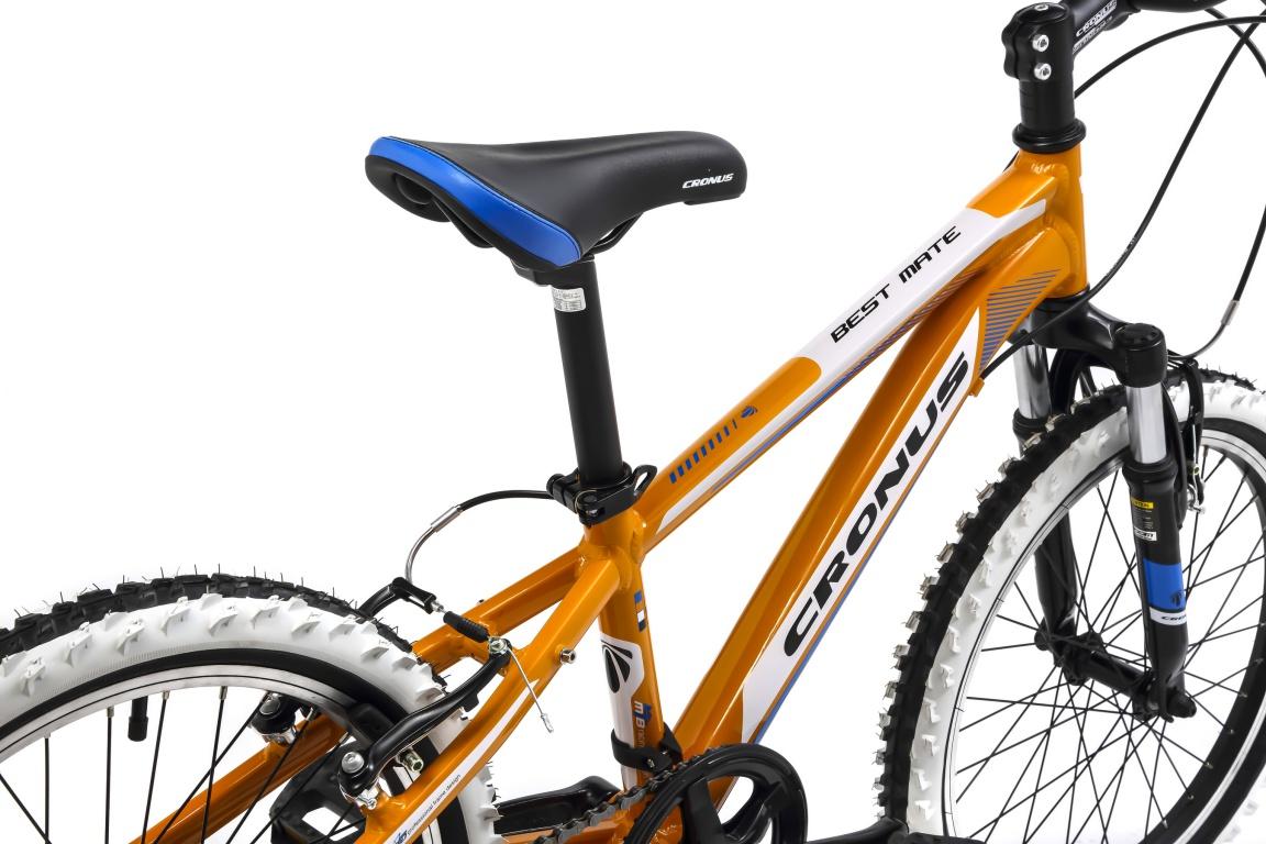 Детский велосипед Cronus BEST MATE 20 (2016), Цвет Оранжевый, Размер 11 от Velogrand