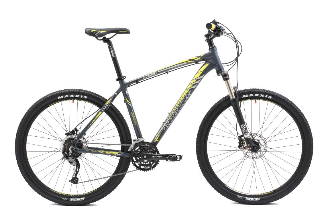 Горный велосипед Cronus HOLTS 5.0 27.5 (2016) от Velogrand