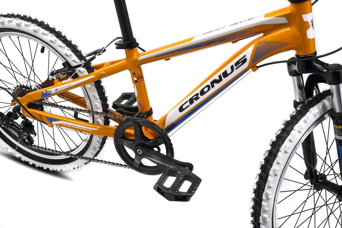 Детский велосипед Cronus BEST MATE 20 (2016) от Velogrand