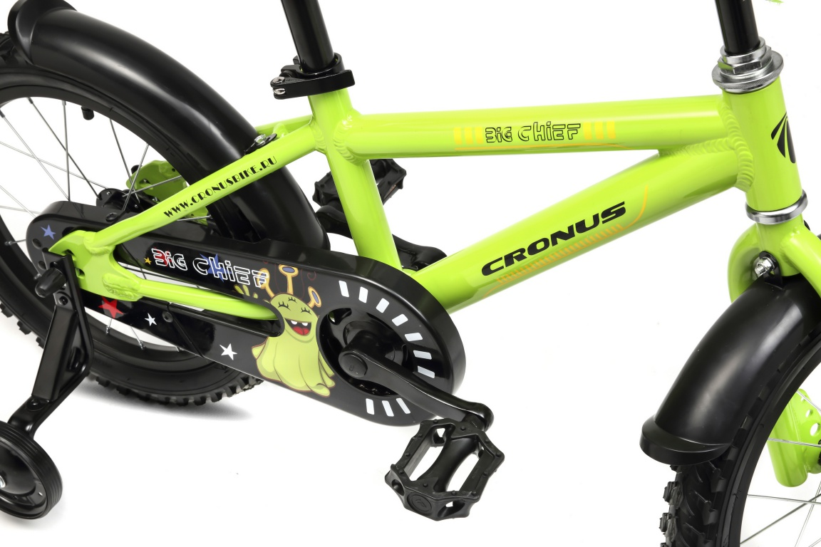 Детский велосипед Cronus BIG CHIEF 16 (2016) от Velogrand