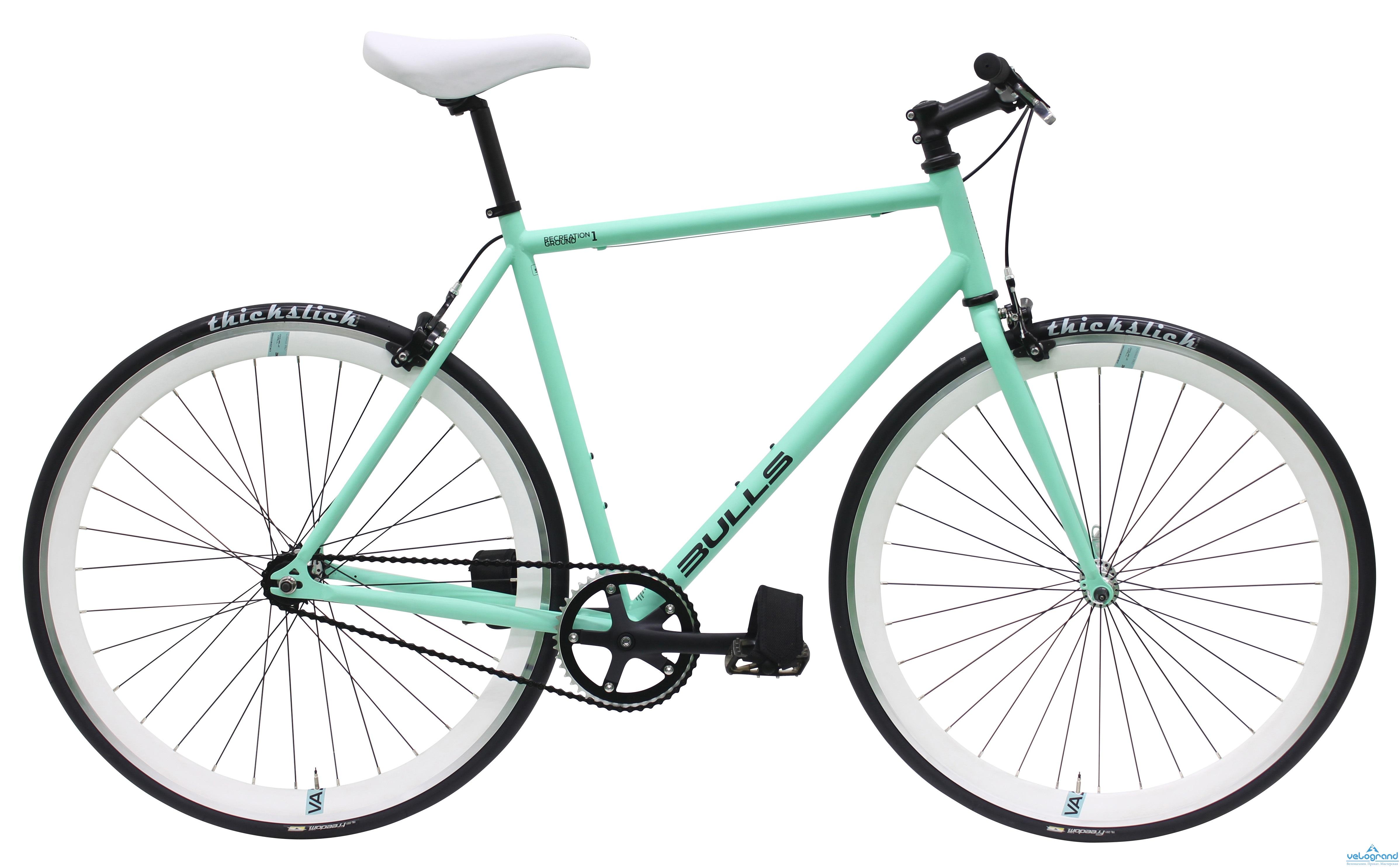 Городской велосипед Bulls RECREATION GROUND 1 (2016) от Velogrand
