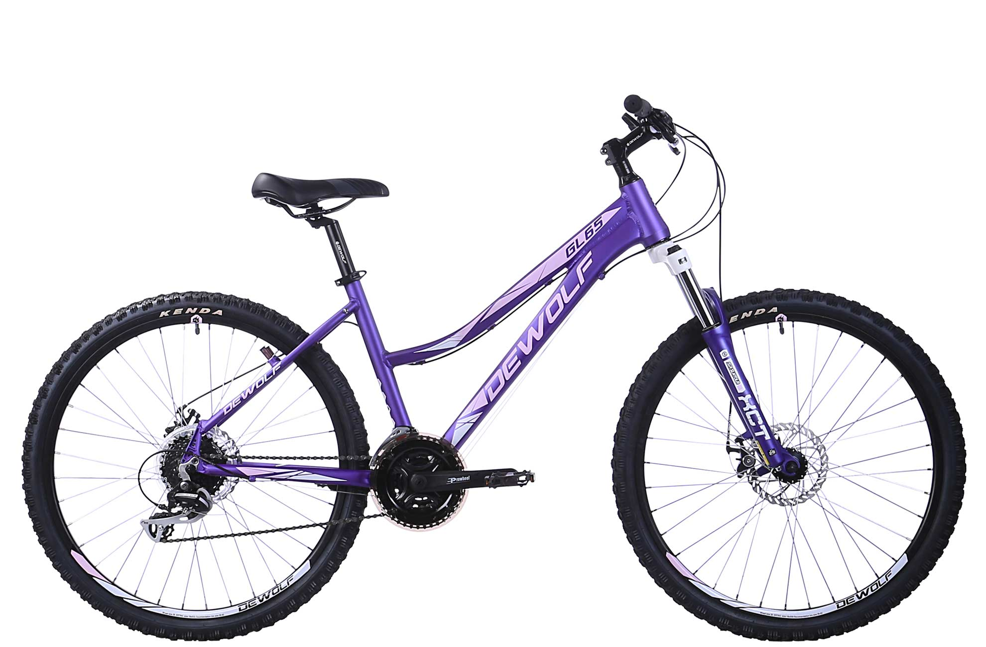 Женский велосипед DEWOLF GL 65 (2016) от Velogrand