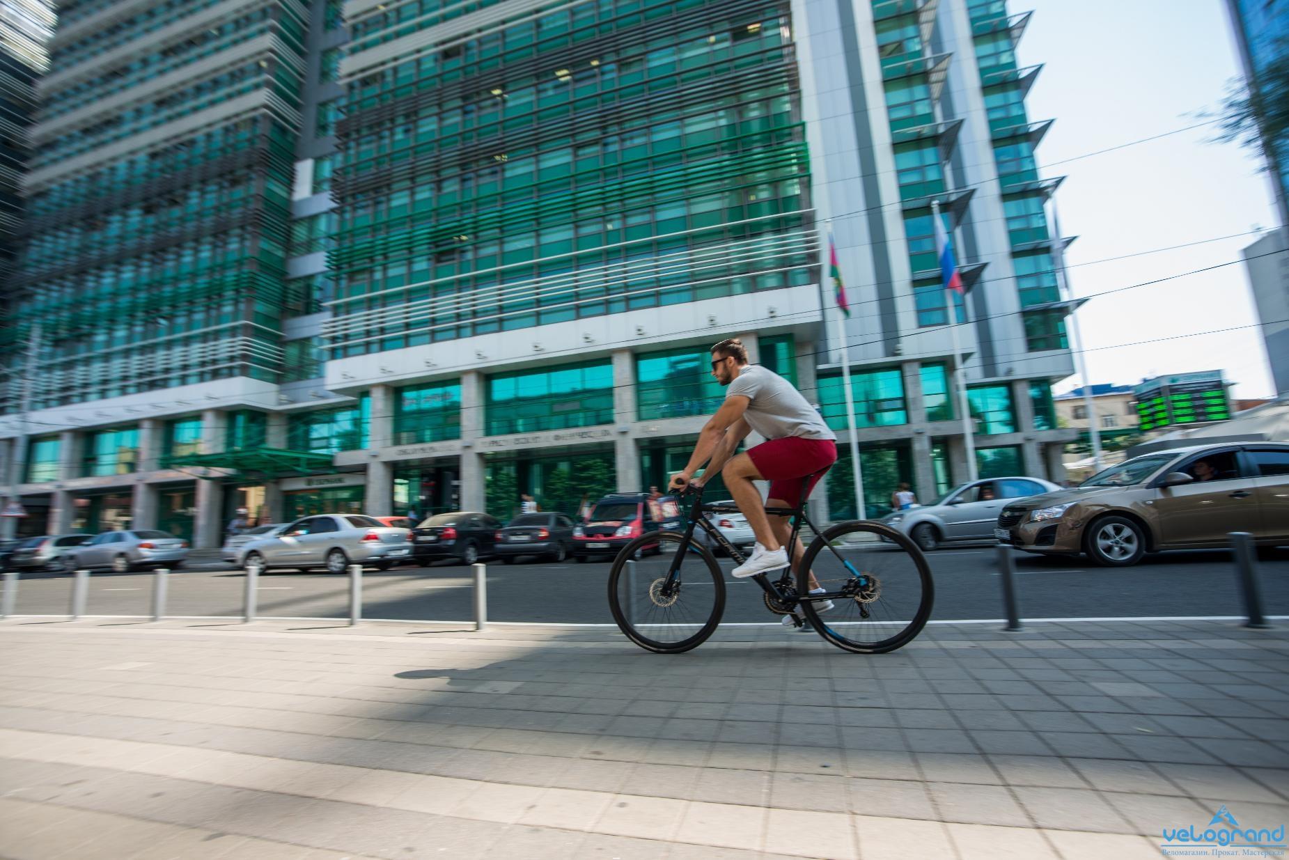 Городской велосипед Format 5342 (2016) от Velogrand