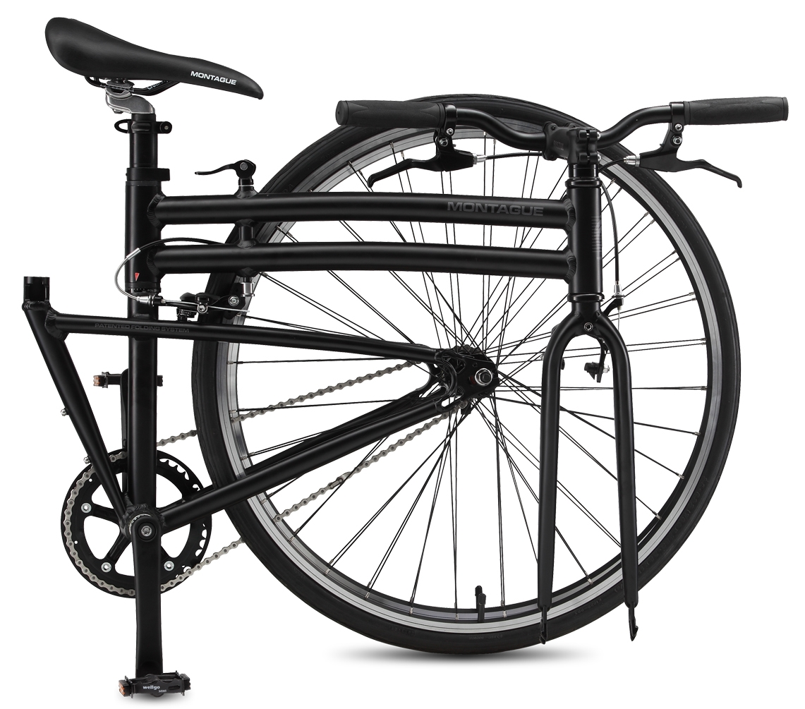 Складной велосипед Montague BOSTON (2013) от Velogrand