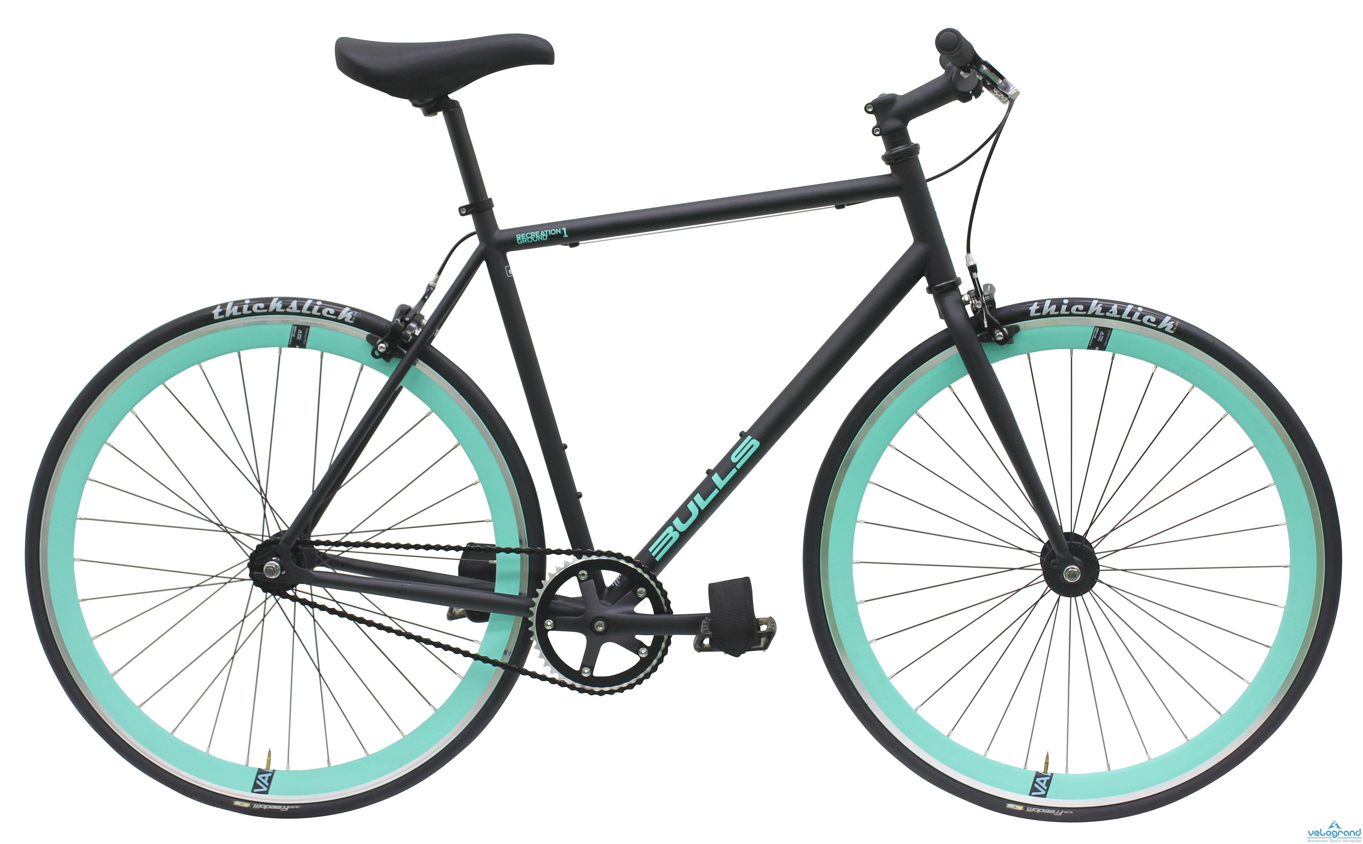 Городской велосипед Bulls RECREATION GROUND 1 (2016), Цвет Синий, Размер 20