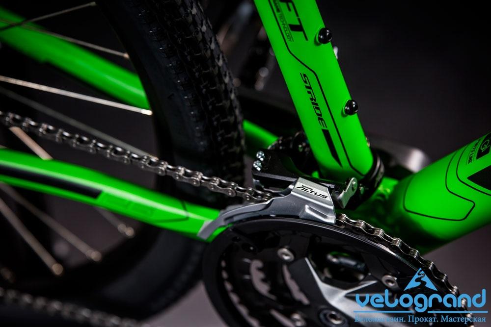 Горный велосипед Silverback Stride 10 (2015) от Velogrand