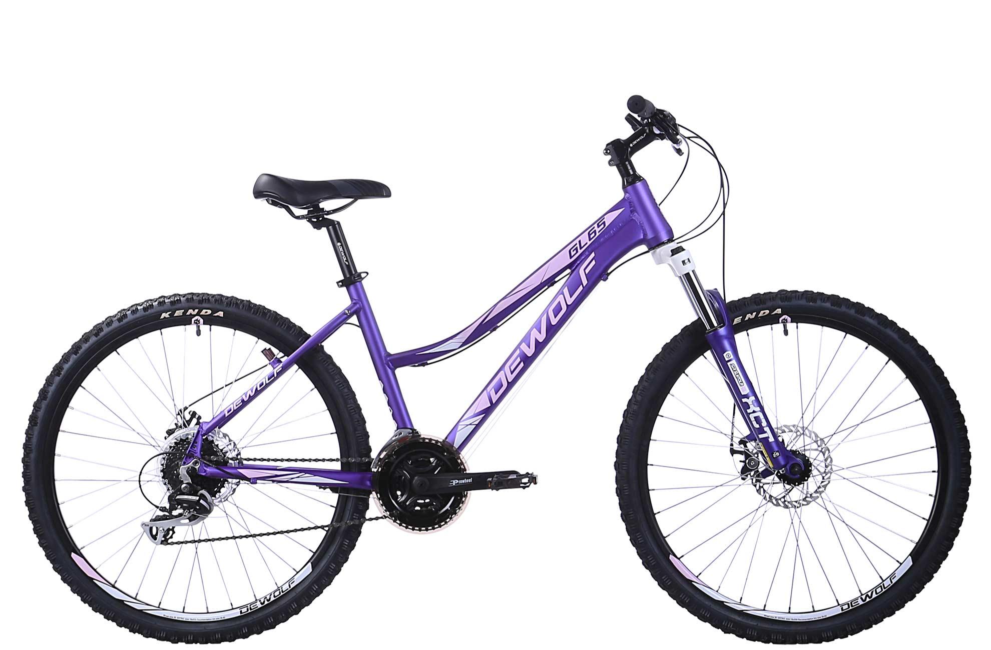Горный велосипед DEWOLF GL 65 (2016) от Velogrand