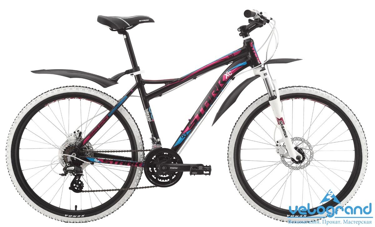 Горный велосипед Stark Antares HD (2015) от Velogrand