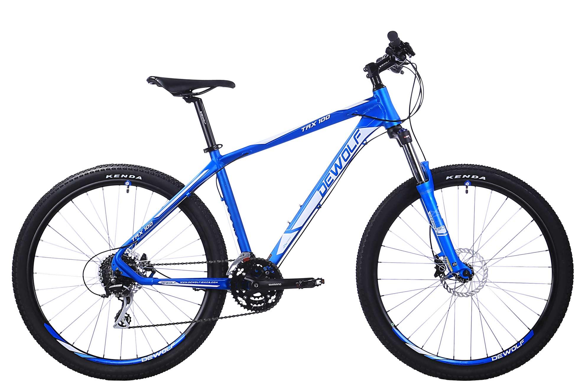 Горный велосипед DEWOLF TRX 100 (2016) от Velogrand