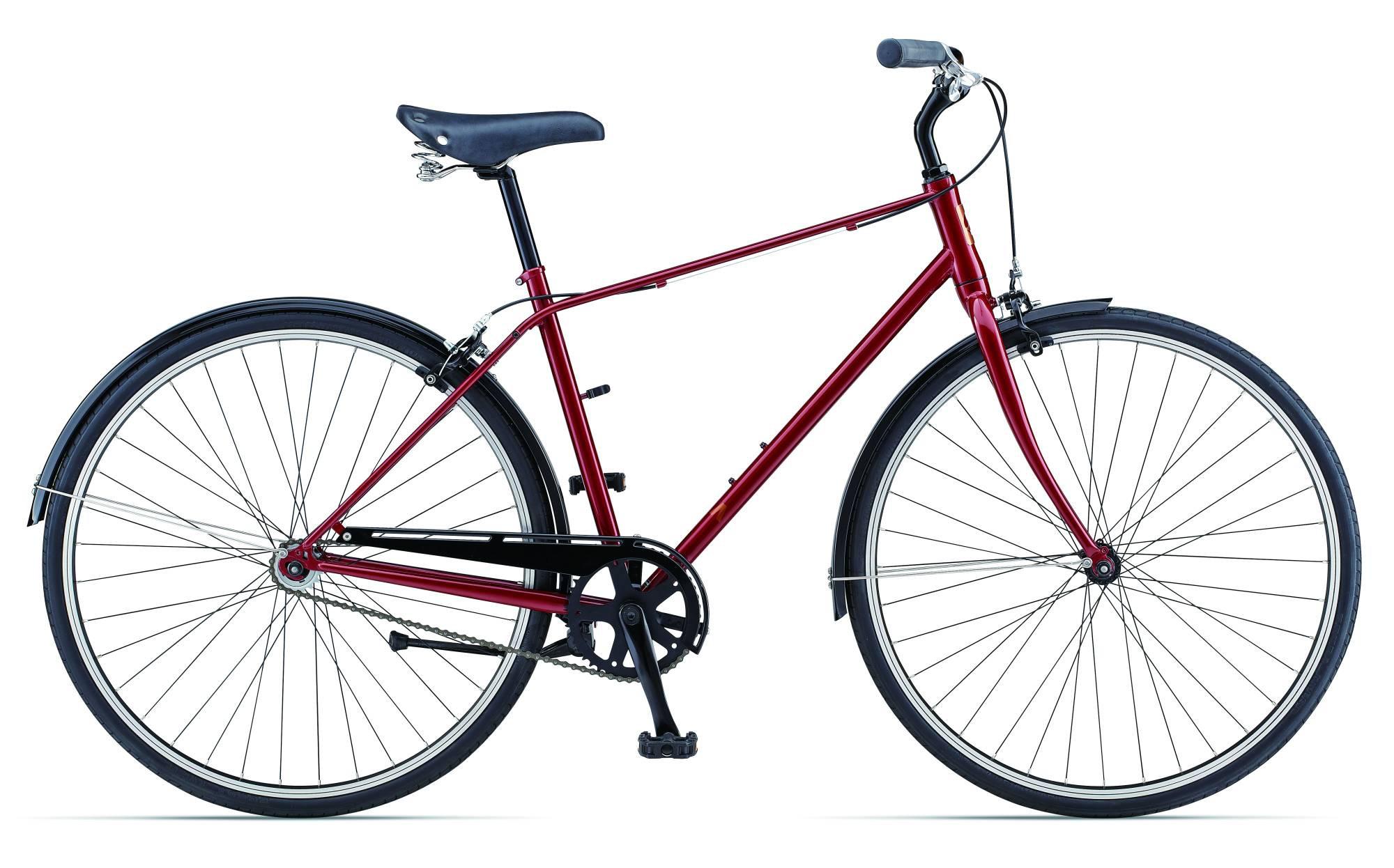 Комфортный велосипед Giant Via 3 (2013) от Velogrand
