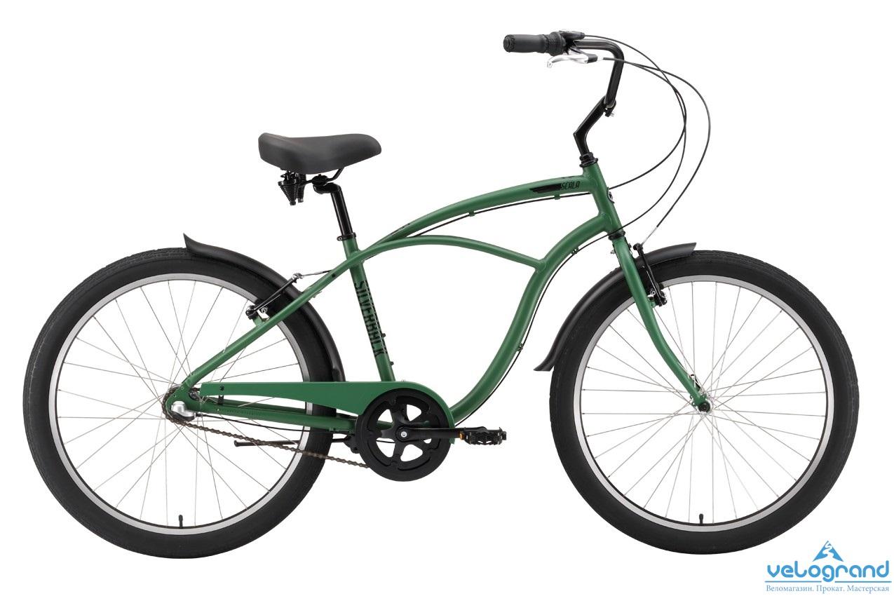 Велосипед круизер Silverback Scala 3 (2016) от Velogrand