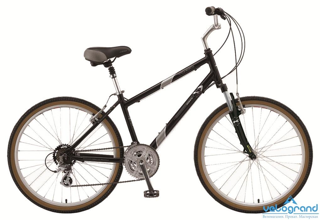Комфортный велосипед KHS Town & Country Se (2015), Цвет Красный, Размер 19