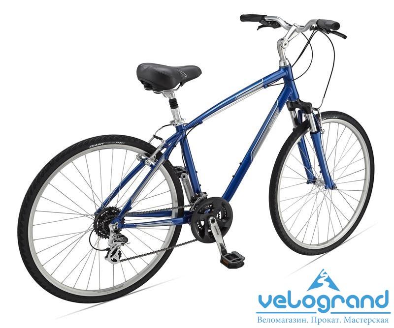 Комфортный велосипед Giant Cypress DX (2015) от Velogrand
