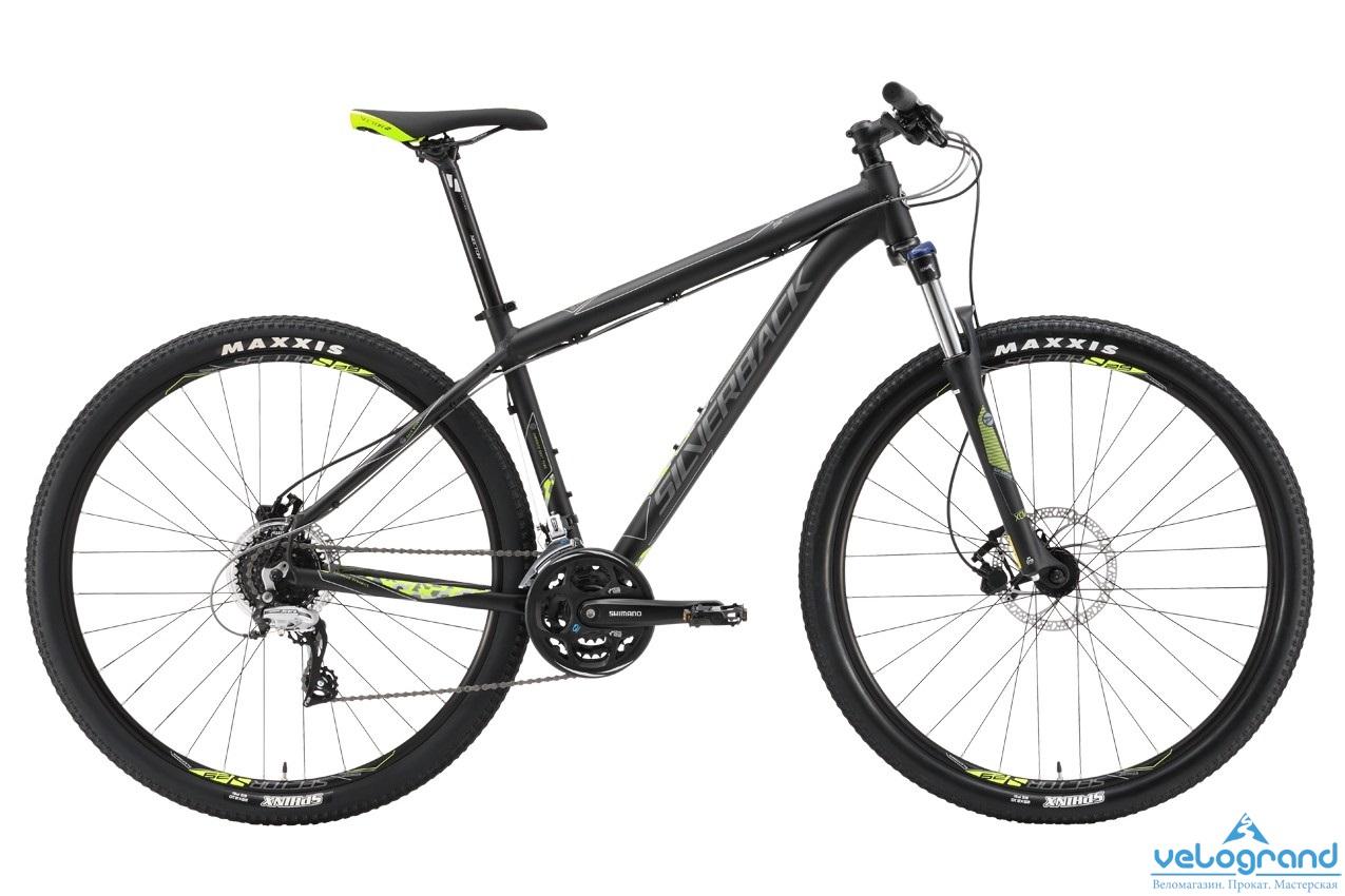 Горный велосипед Silverback Spectra COMP (2016), Цвет Синий, Размер 18 от Velogrand