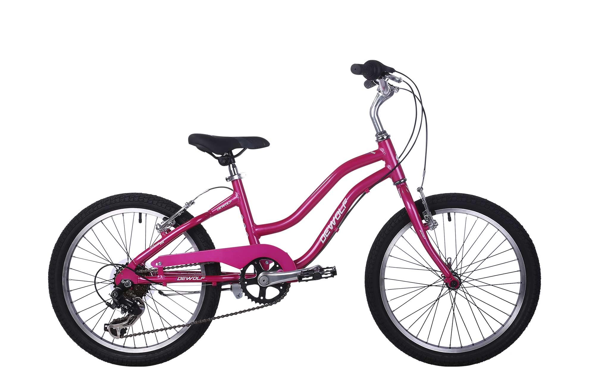 Детский велосипед DEWOLF WAVE 200 (2016) от Velogrand