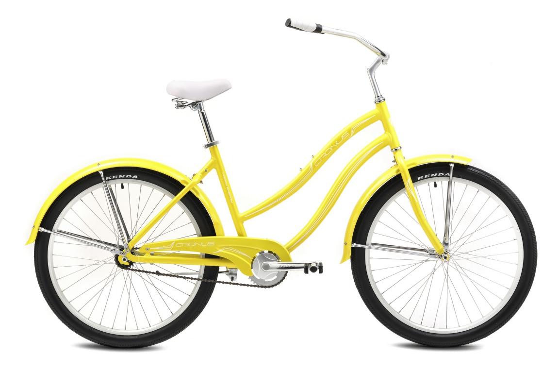 Комфортный велосипед Cronus HAPPY ENERGY 26 (2016) от Velogrand