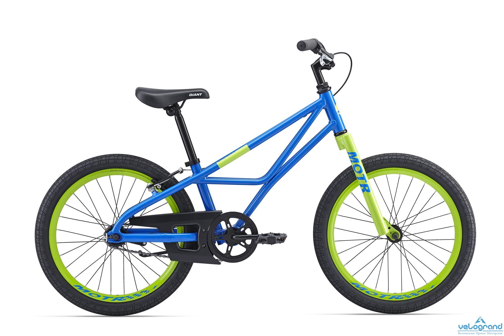 Детский велосипед Giant Motr C/B 20 (2016) от Velogrand